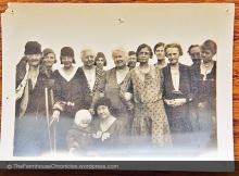 rural women 1900s